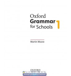 Oxford Grammar for Schools 1: Student's Book with DVD-ROM