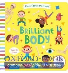 First Facts and Flaps: Brilliant Body 9781529002799 купить Киев Украина