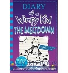 Diary of a Wimpy Kid Book13: The Meltdown [Hardcover] Kinney, J 9780241321980 купить Киев Украина