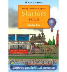 Учебник Young Learners English: Starters Skills Pupils Book ISBN 9780230448995 купить Киев Украина