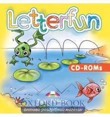 Letterfun Audio CD ISBN 9781842169704