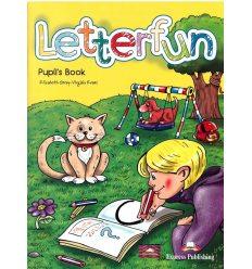 Учебник Letterfun Pupils book ISBN 9781842169650