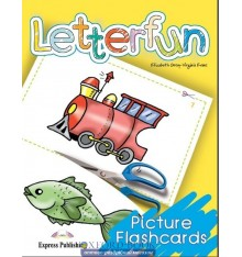 Карточки Letterfun Flashcards ISBN 9781842169681
