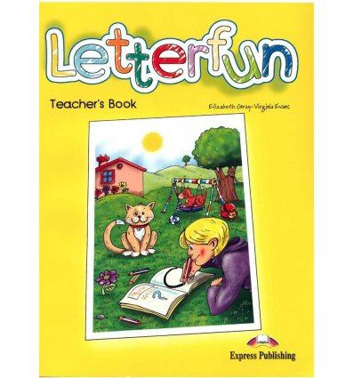 Letterfun Teacher's book