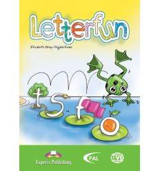 Letterfun Pre-Primary DVD ROM PAL ISBN 9781845588835