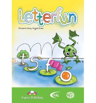 Letterfun Pre-Primary DVD ROM PAL