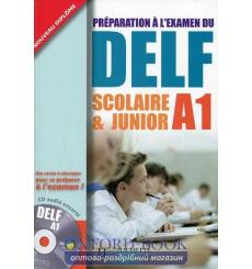 DELF Scolaire & Junior A1 Livre + CD audio