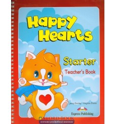Книга для учителя Happy Hearts Starter Teachers Book ISBN 9781848626393 купить Киев Украина
