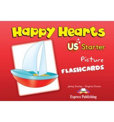 Happy Hearts Starter Flashcards