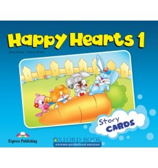 Happy Hearts 1 Story Cards