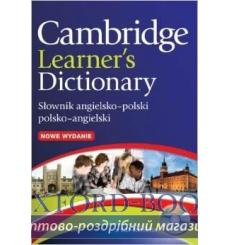 Cambridge Learners Dictionary English–Polish with CD-ROM 2nd Edition 9780521170932 купить Киев Украина