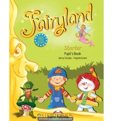 Fairyland Starter Pupil's Book with ieBook