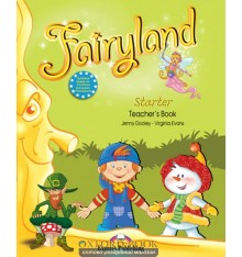 Книга для учителя Fairyland Starter Teachers Book (With Posters) ISBN 9781846799877