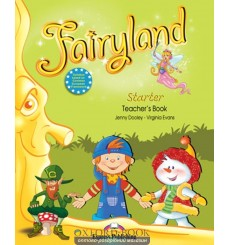 Fairyland Starter Teacher's Book (With Posters)