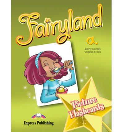 Fairyland Starter Picture Flashcards Set a