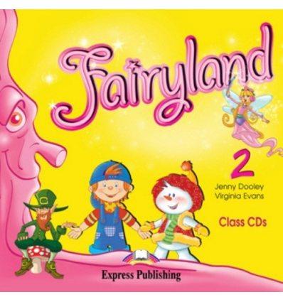 Fairyland 2 Class CD (of 2)
