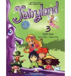 Fairyland 3 Pupils Book
