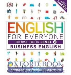 Книга English for Everyone Business English 2 Course Book 9780241275146 купить Киев Украина