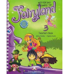 Fairyland 3 Teacher's book (WITH POSTERS)