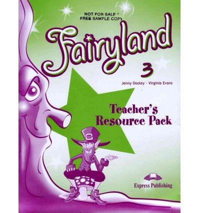 Fairyland 3 Teachers Resource Pack