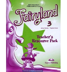 Fairyland 3 Teachers Resource Pack