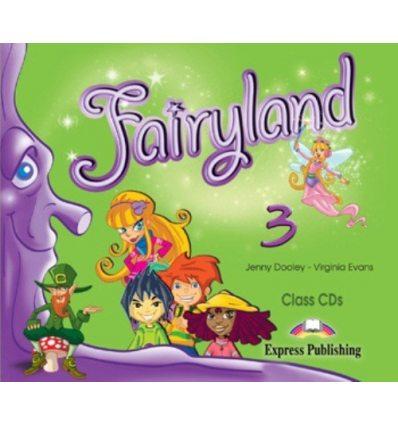 Fairyland 3 Class CD (of 3) 9781846794001 купить Киев Украина