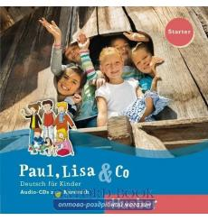 Paul, Lisa and Co Starter Audio-CDs