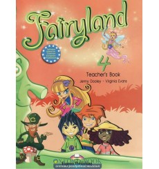 Fairyland 4 Teacher's book (WITH POSTERS)