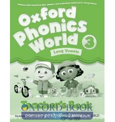 Книга для учителя Oxford Phonics World 3 Teachers Book ISBN 9780194596305 купить Киев Украина