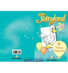 Fairyland 4 Picture Flashcards Set B