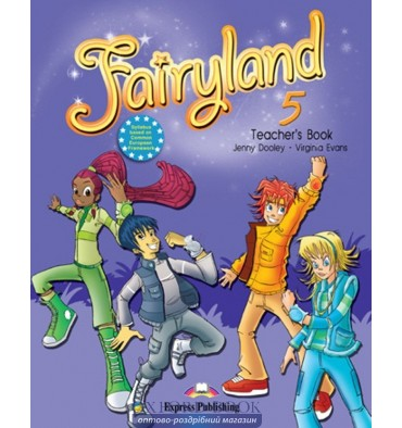 Fairyland 5 Teacher's With Posters