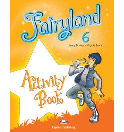 Fairyland 6 Activity Book