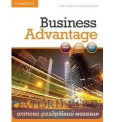 Business Advantage Advanced Class CDs ISBN 9781107666344 купить Киев Украина