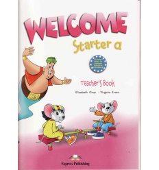 Книга для учителя Welcome Starter a Teachers Book (With Posters) 9781845585037
