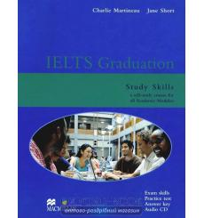 IELTS Graduation Study Skills for Academic Modules with key and Audio CD 9781405080781 купить Киев Украина