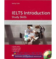 IELTS Introduction Study Skills for Academic Modules with key and Audio CD 9780230425743 купить Киев Украина