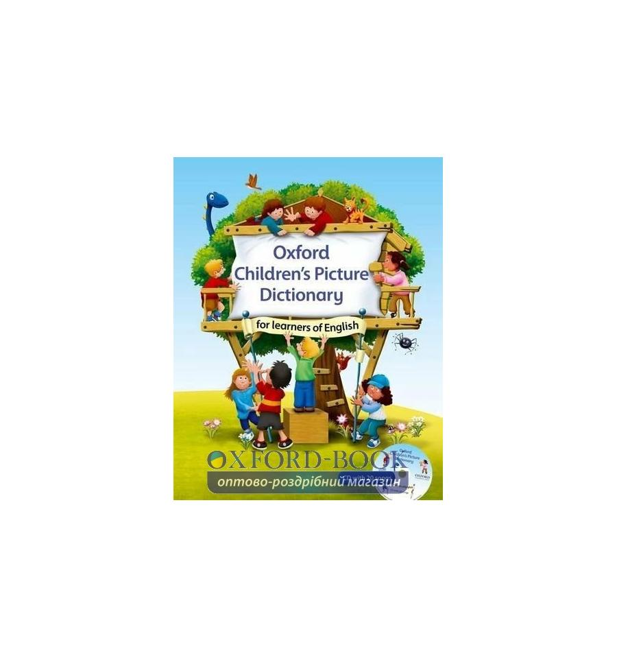Oxford Childrens Picture Dictionary for Learners of ...