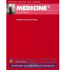 Medicine 1 Teacher's Resource Book