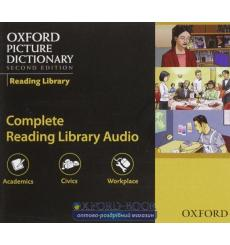 Oxford Picture Dictionary Reading Library Audio CDs 2nd Edition 9780194740593 купить Киев Украина