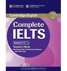 Книга для учителя Complete IELTS Bands 6.5-7.5 Teachers Book ISBN 9781107609648 купить Киев Украина