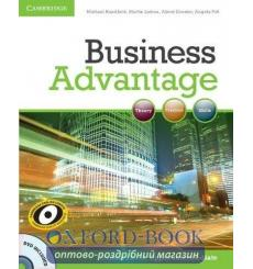 Учебник Business Advantage Upper-Intermediate Students Book with DVD 9780521132176 купить Киев Украина