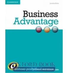 Книга для учителя Business Advantage Intermediate Teachers Book ISBN 9781107637702 купить Киев Украина