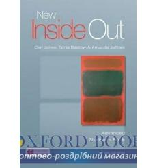 Учебник new inside out advanced Students Book with eBook Pack ISBN 9781786327390 купить Киев Украина