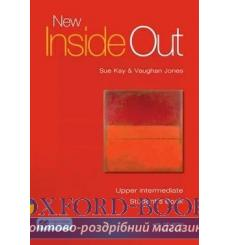 Учебник New Inside Out Upper-Intermediate Students Book with eBook Pack ISBN 9781786327383 купить Киев Украина