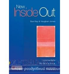 Учебник New Inside Out Intermediate Students Book with eBook Pack ISBN 9781786327369 купить Киев Украина
