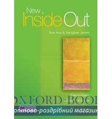 Учебник New Inside Out Elementary Students Book with eBook Pack ISBN 9781786327321 купить Киев Украина