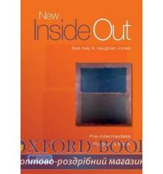 Учебник New Inside Out Pre-Intermediate Students Book with eBook Pack ISBN 9781786327345 купить Киев Украина