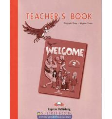 Книга для учителя Welcome 2 Teachers Book 9781903128213 купить Киев Украина