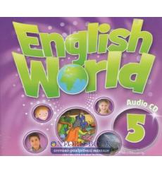 English World 5 Class Audio CD(3)