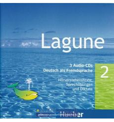 Lagune 2 Audio CDs (3)